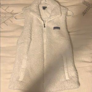 patagonia fluffy vest